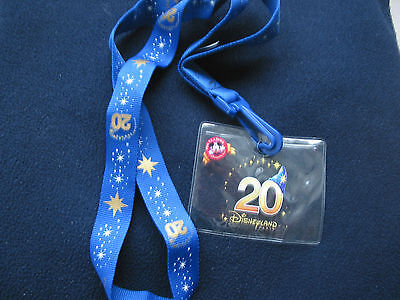 Disney Porte Badge