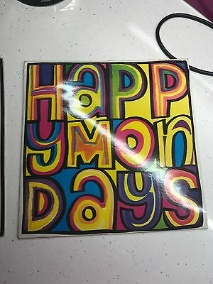 "Happy Mondays - Wrote For Luck - WFL 12"" Vinyl Single UK 1st Factory FAC212"