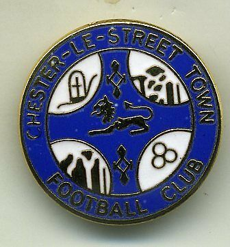 Chester Le Street Town Fc Badge