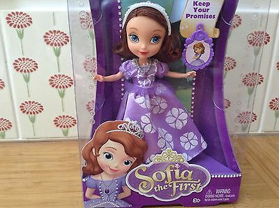 """Disney Doll Princess Sofia The First 5"""" New & Packaged Perfect Christmas Gift"""