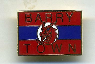 Barry Town Fc Badge
