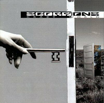 Scorpions - Crazy World [New CD]