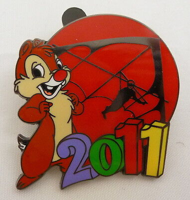 Disney 2011 Mystery Collection Dale Soarin' Pin