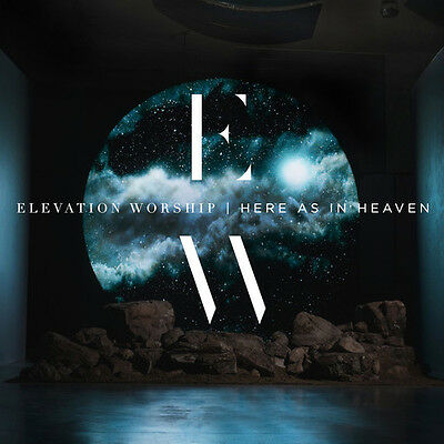 Elevation Worship - Here As in Heaven [New CD]