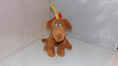 """How The Grinch Stole Christmas Max Stuffed Plush Animal - 13"""""""