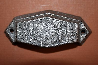 "(18) pcs, DRAWER PULL, 4"",SUNFLOWER,DRAWER PULL,DRAWER PULLS,DRAWER PULLS,HW-12"