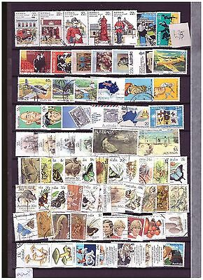 Australia fu ranges from old collection (3) cat approx £35