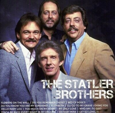 The Statler Brothers - Icon [New CD]