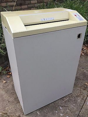Paper Shredder  -  FORDIGRAPH  -  Heavy Duty / Commercial Quality  -  Bargain