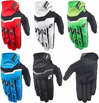 MENS ONE INDUSTRIES GAMMA MOTOCROSS MX GLOVES new gants quad bike bmx mtb