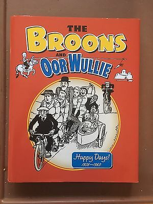 The Broons and Oor Wullie Annual Happy Days! 1936 -1969