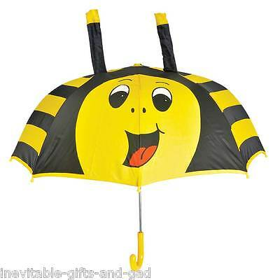 Kids Children's Busy Bee Umbrella