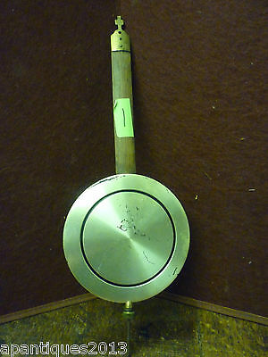 One 1930S Wall Clock Pendulum 6 Different Available