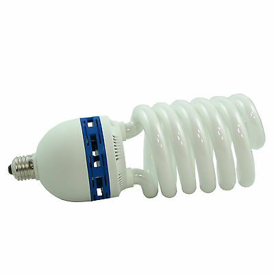 Fotolampe Energiesparlampe SYD 105 E27 500W 5400K Tageslicht Lampe Studioleuchte