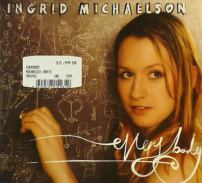 CD - Ingrid Michaelson - Everybody - #A2512