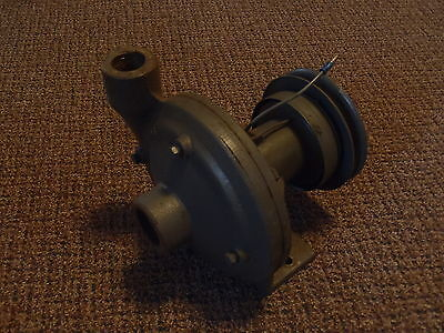 PYRAMID PUMPS ECL-55 CENTRIFUGAL PUMP WITH MAGNETIC CLUTCH MEMPHIS PUMP & MFG Co