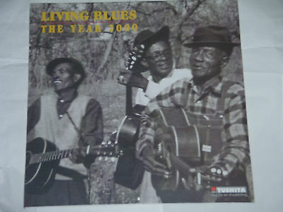 LIVING BLUES  - The year 2000 - Calendar