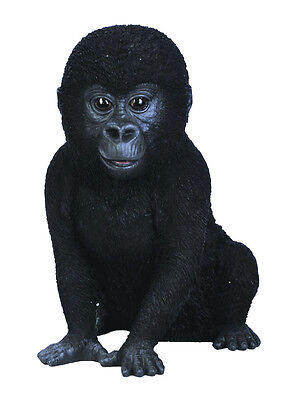 Vivid Arts - REAL LIFE ZOO ANIMALS - Baby Gorilla