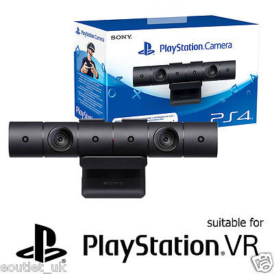 Sony PlayStation 4 Camera V2 for for Playstation Virtual Reality BRAND NEW