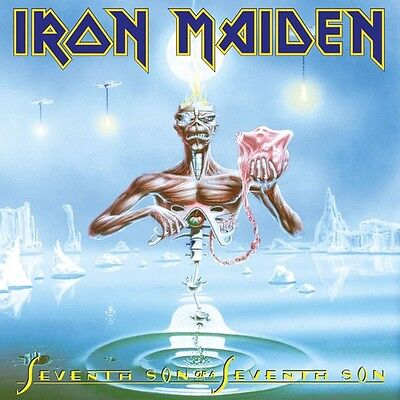 Iron Maiden - Seventh Son of a Seventh Son [New Vinyl] UK - Import