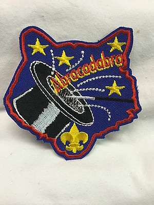 Boy Scouts-  ABRACADABRA - Cub Scout Activity patch