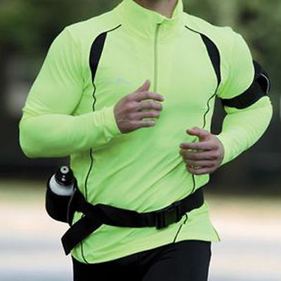 PRECISION LONG SLEEVE RUNNING TOP - XS Adult - Fluo Yellow **60% off**