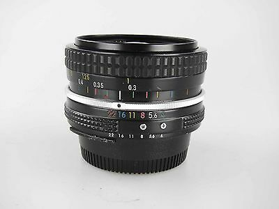 Nikon Nikkor 20 mm 1:4 AI  sehr guter Zustand very nice condition   80180