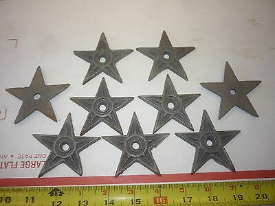 20  Cast Iron  Star , Home & Wall & Barn & Craft , Fence & Garden