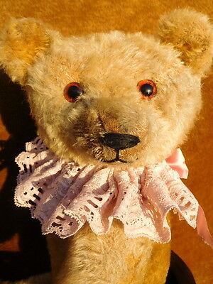 Gorgeous George antique old teddy bear mohair toy vintage