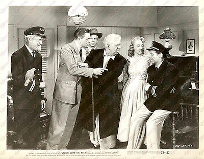 1953 CRUISIN' DOWN THE RIVER Dick HAYMES Audrey TOTTER - Movie by Richard QUINE