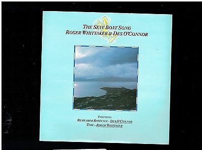 Roger Whittaker Des O Connor The Skye Boat Song Ps 45 1986