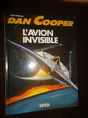 Dan Cooper n° 36 en eo L'avion invisible de 1987
