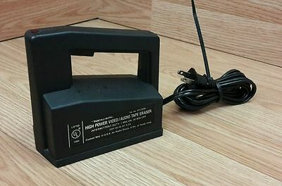 Vintage Radio Shack Realistic (44-233A) High Power Video / Audio Tape Eraser
