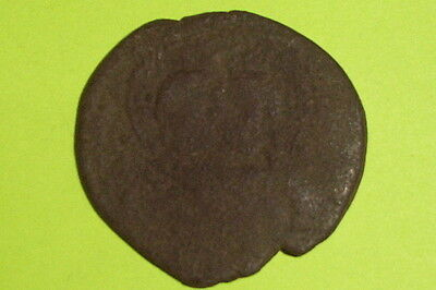 HUGE ERROR Ancient BYZANTINE COIN two headed JESUS CHRIST old christian bible