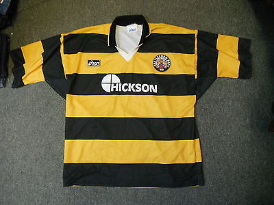 Castleford Tigers Extra Large Mens Rugby League Shirt