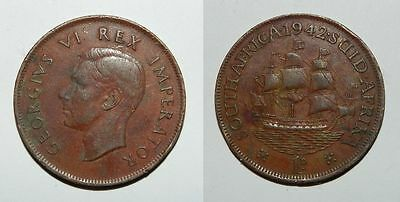 South Africa Penny 1942 (#2)