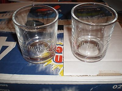 Pair Of Muscle Car Whiskey Glasses Rocks Glasses