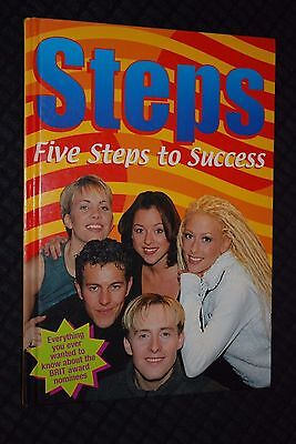 Steps (Annual) 1999 - Packed With Photos & Info - Uk Pop Legends