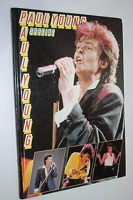 PAUL YOUNG SPECIAL (ANNUAL) 1986 - PACKED WITH PHOTOS & INFO - 1980's POP LEGEND