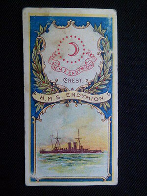 Hill's.  'battleships And Crests'    1901,   One Card   H/v