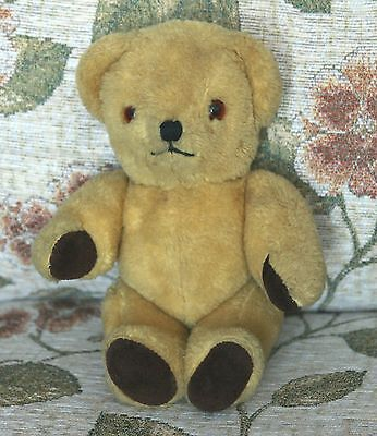 VINTAGE TEDDY BEAR 1960s  VERY GOOD CONDITION