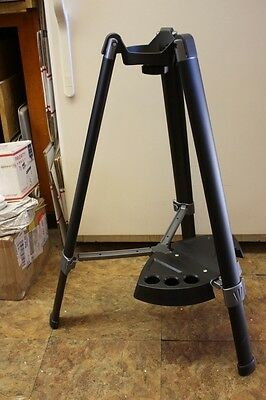 Meade Telescope DS-2000 Astroscan II Metal Tripod, Accessory Tray DS2000  -Black