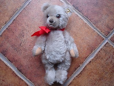 Vintage/old Steiff Mohair Bear Seeking New Home In Time For Christmas!