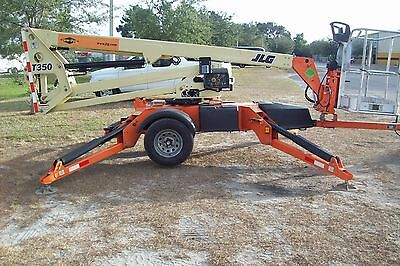 JLG T350 41' Boom Lift, 2013,Only 143 Hours,Auto Level,Was $17500, Now $15,000