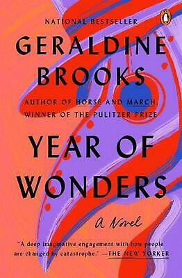 Year of Wonders: A Novel of the Plague by Geraldine Brooks (English) Paperback B