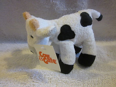 New With Tags Cow And Gate Cow Beanie With Tags