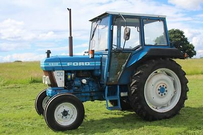 Ford 4610 2wd Tractor.Y Reg .Tidy Tractor.NO VAT.