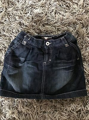 John Lewis Gorgeous Denim Skirt Immaculate Condition Age 4 Years
