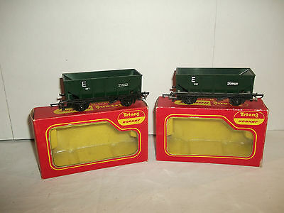 Triang Hornby R347 Engineering Department Wagon x2