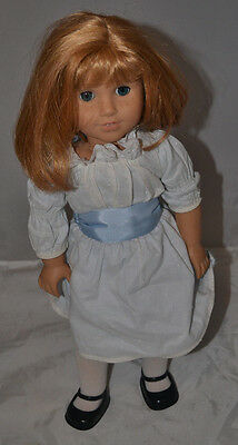 """EUC American Girl NELLIE O'MALLEY 18"""" Meet Outfit"""